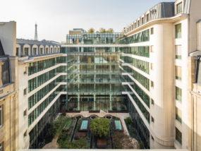 Bureaux Kleber à Paris