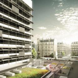 Des menuiseries résistant au feu pour l'Université Paris Descartes - Site Necker à Paris