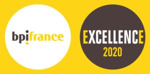 Entreprise membre de BPI France Excellence 2018