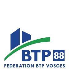 Logo Fédération BTP Vosges 88